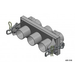 Coupling Assembly 3 x 2...