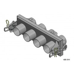 Coupling Assembly 4 x 2...