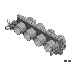 """Coupling Assembly 4 x 3""""..."""