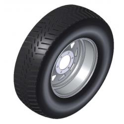 245/75R16 LT Tyre & 6S L/C...