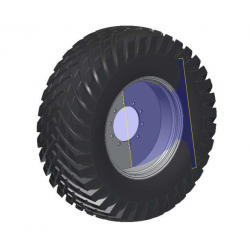 18.4Rx30 Industrial Tyre &...