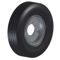 Tyre and Rim 11Rx22.5...